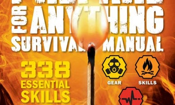 """Win This Book: """"Prepare for Anything Survival Manual"""""""