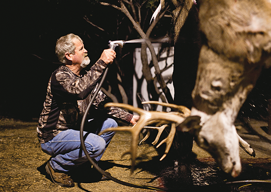 Lone Star: Q&A with a Texas Whitetail Addict