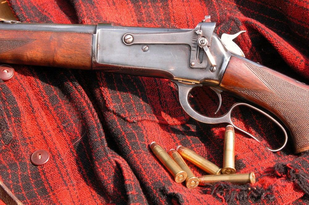 Winchester 1886 in .45-70