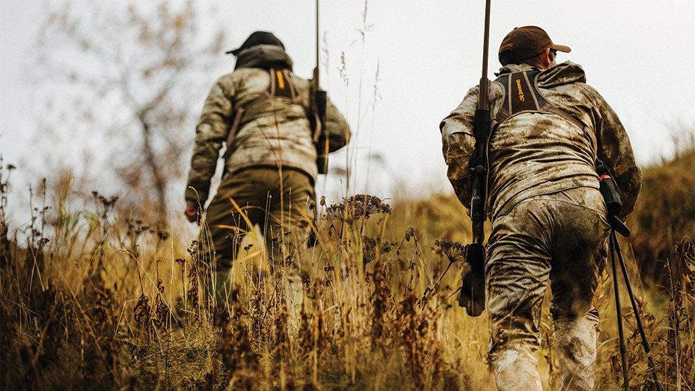 Blacktail deer ground hunting