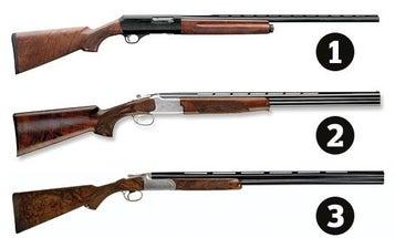 3 Best Light Smoothbore Shotguns for Grouse