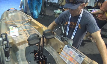 Best New Kayak Fishing Products from ICAST 2018