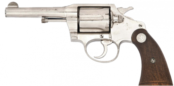 Al Capone's Revolver is Expected to Sell for Up to $110,000