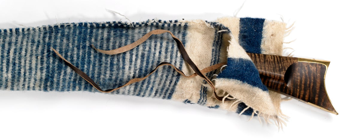 How to Make a Wool Blanket Gun Case