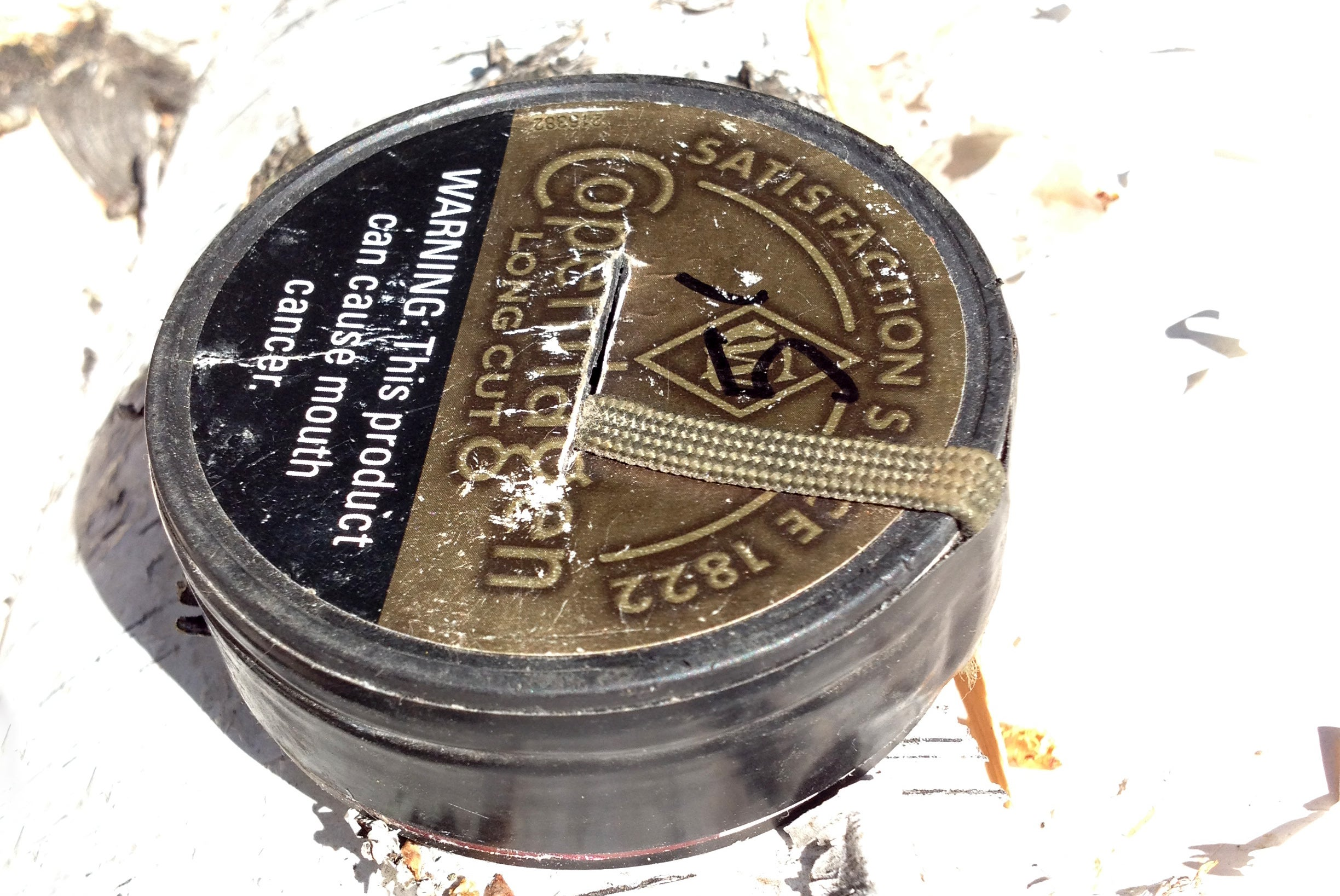 Gear Hacks: 5 Useful Ways to Reuse Empty Chewing Tobacco Cans
