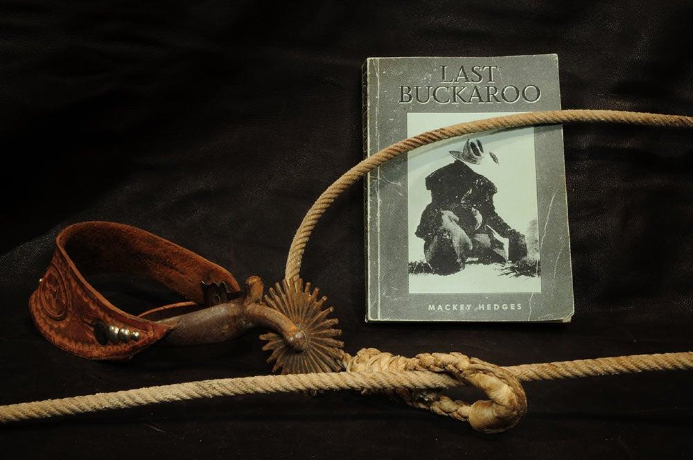 Last Buckaroo by Mackey Hedges