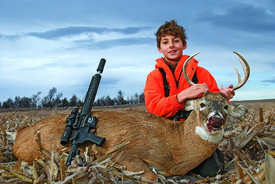 Kid-Friendly States: 5 Affordable Places to Take a Child Hunting