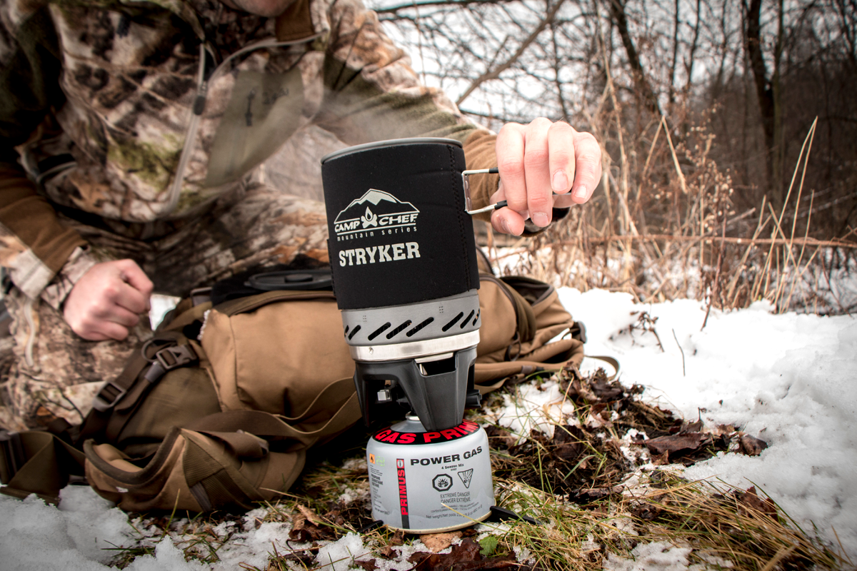 Gear Review: Camp Chef Stryker Portable Backpacking Stove