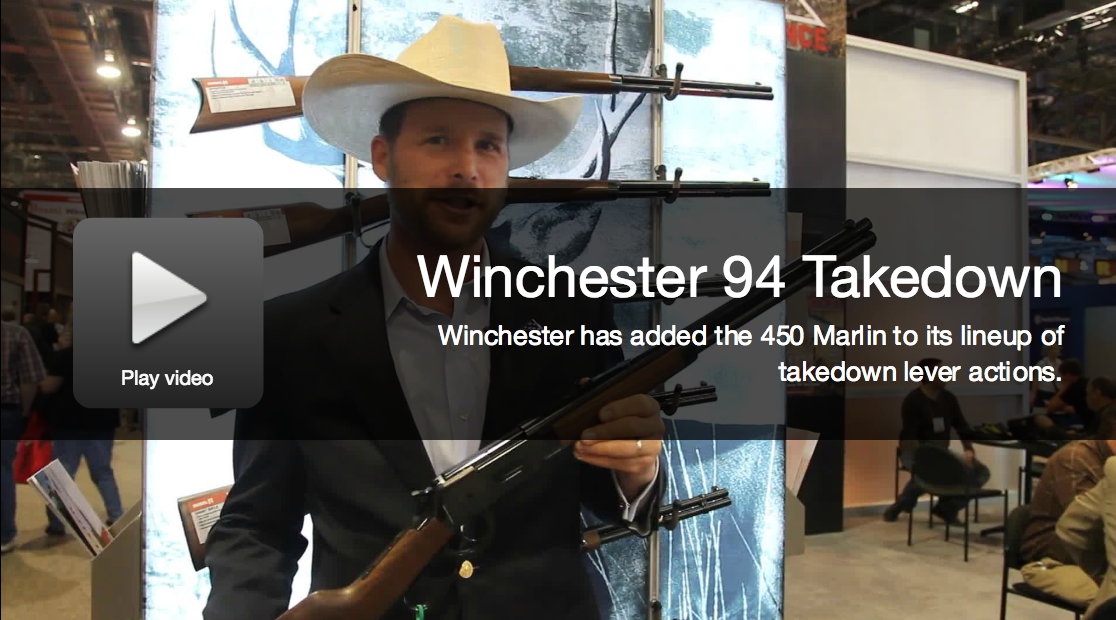 New Guns: Winchester 94 Trails End Takedown