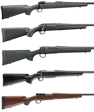 Bargain Rifles: 5 Great Bolt Action Deer Guns