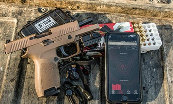 Sharpen Your Handgun Accuracy With The MantisX Shooting System
