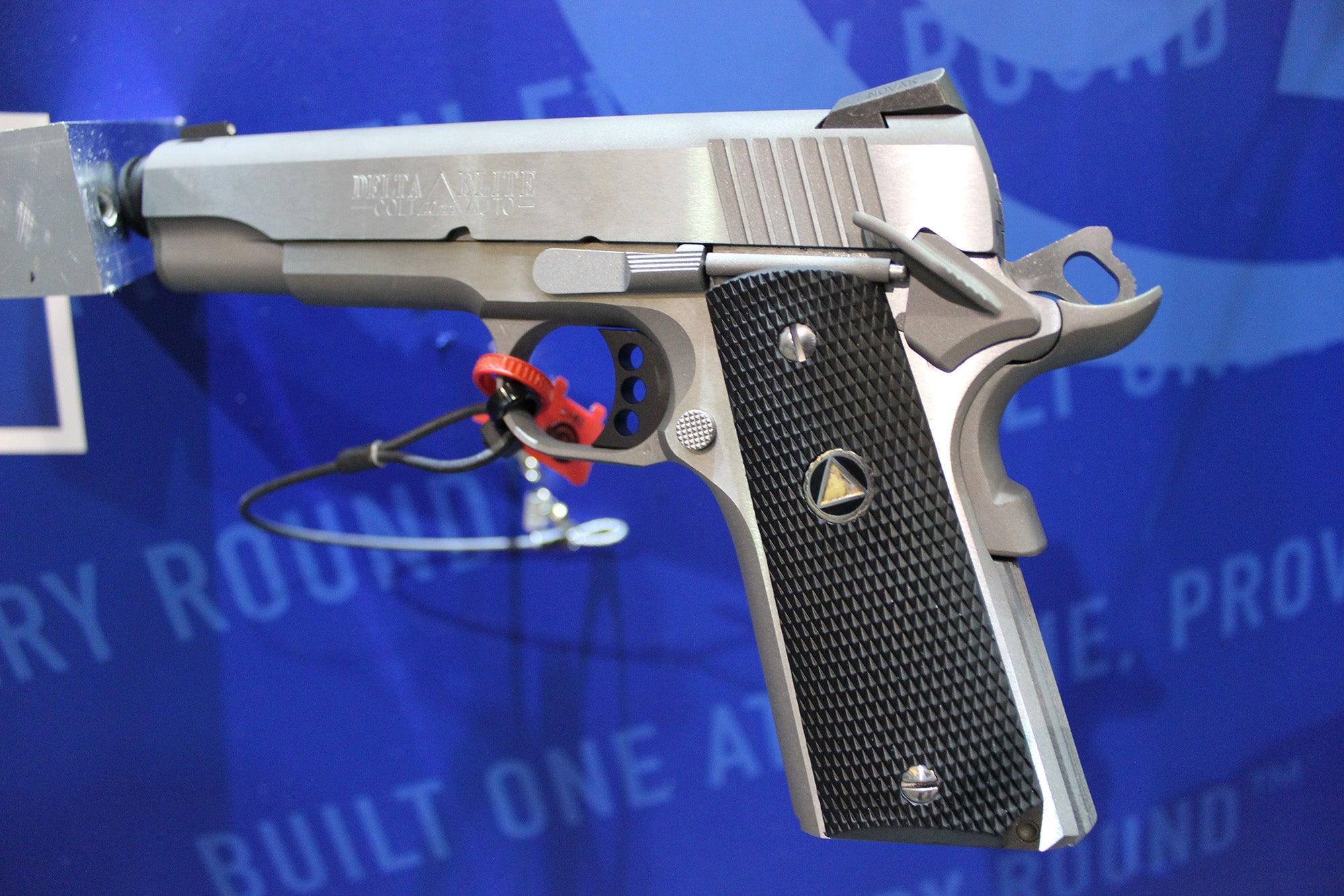 Best Handguns for Hunting from SHOT 2017