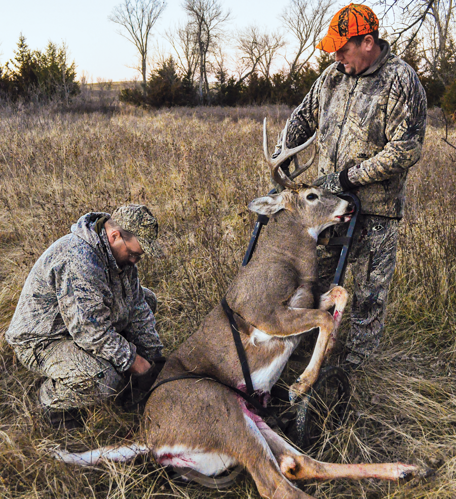 Head Off Road for Bigger Bucks