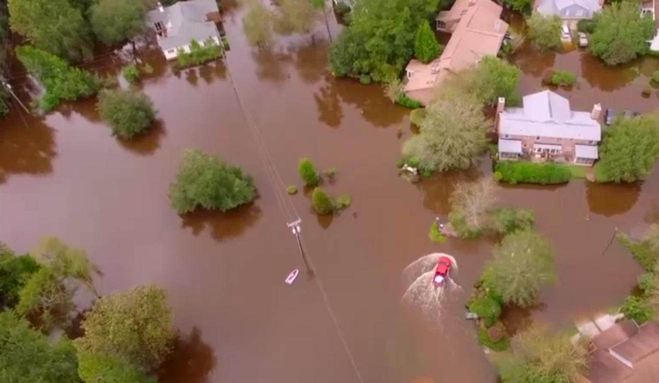 3 Take Aways from the South Carolina Flooding