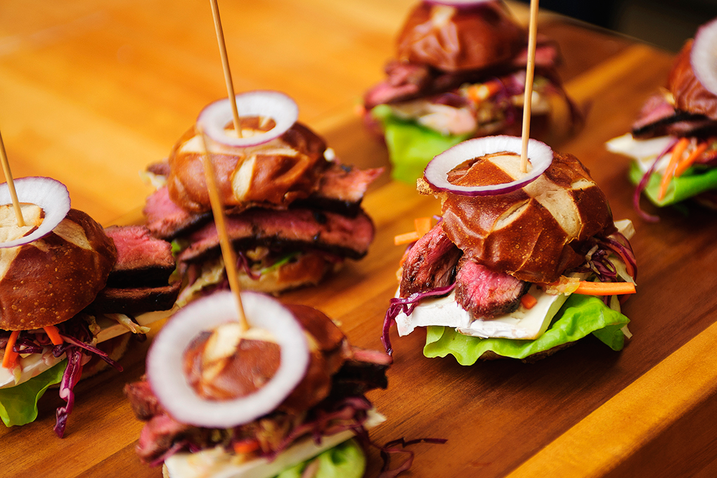 A Recipe for Venison and Slaw Sliders