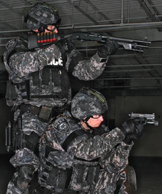 New Tactical Handguns