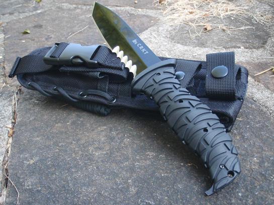 CRKT fixed blade