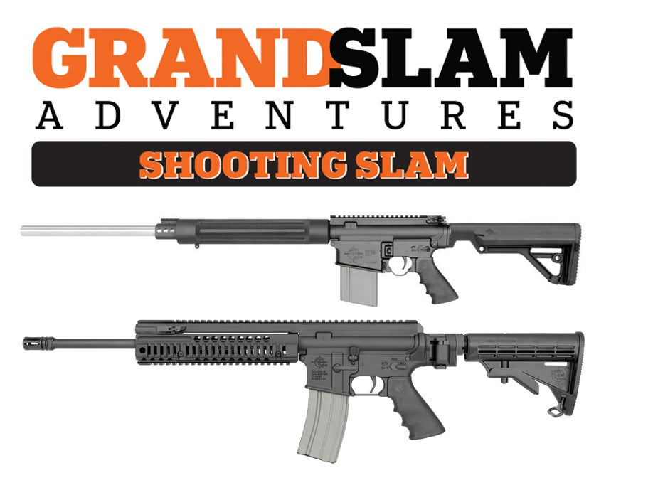 OL's Shooting Slam: Enter the Contest and Win New Guns