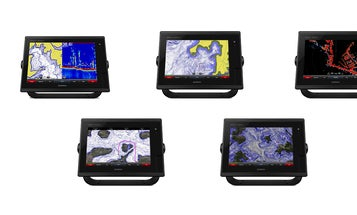 New Sonar Combo: The Garmin GPSMAP 7610