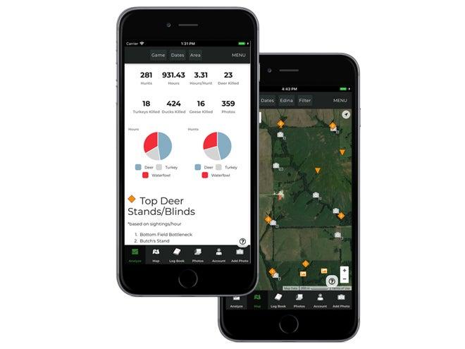 Outdoor Metrix App