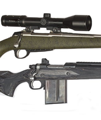 Rifle Review: OL Ranks the Best Rifles of 2011