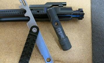 AR Maintenance: Otis Bone Tool and AR15 Scraper