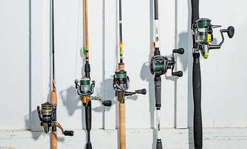 Tackle Test 2017: Super Rod and Reel Combos