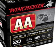 New Winchester AA Shotshell