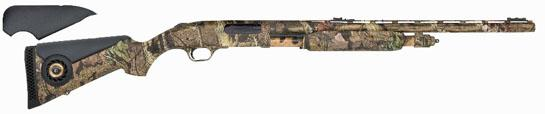 Mossberg Introduces Recoil Reduction System on Select Pump-Action Shotguns
