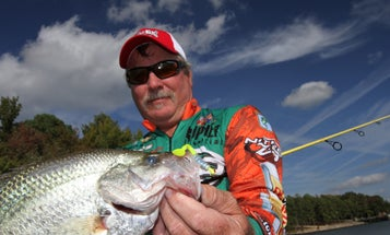 Fishing Tips: Winter Crappie Like Their Edges