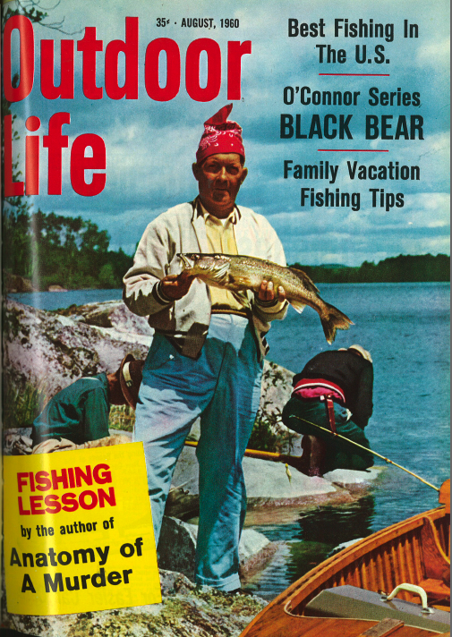 Blast from the Past: August 1960