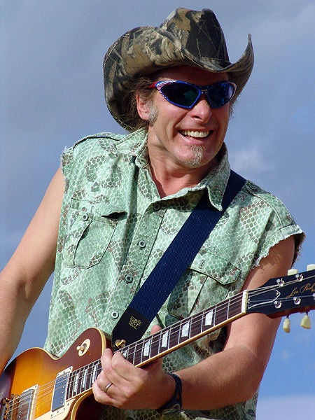 Ted Nugent Fined for Illegal Deer Baiting