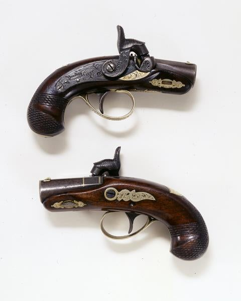 Gun of the Week: Deringer vs Derringer