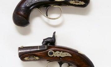 Gun of the Week: Deringer vs Derringer