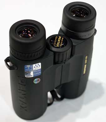 Pentax DCF ED Series 10x50 Binoculars