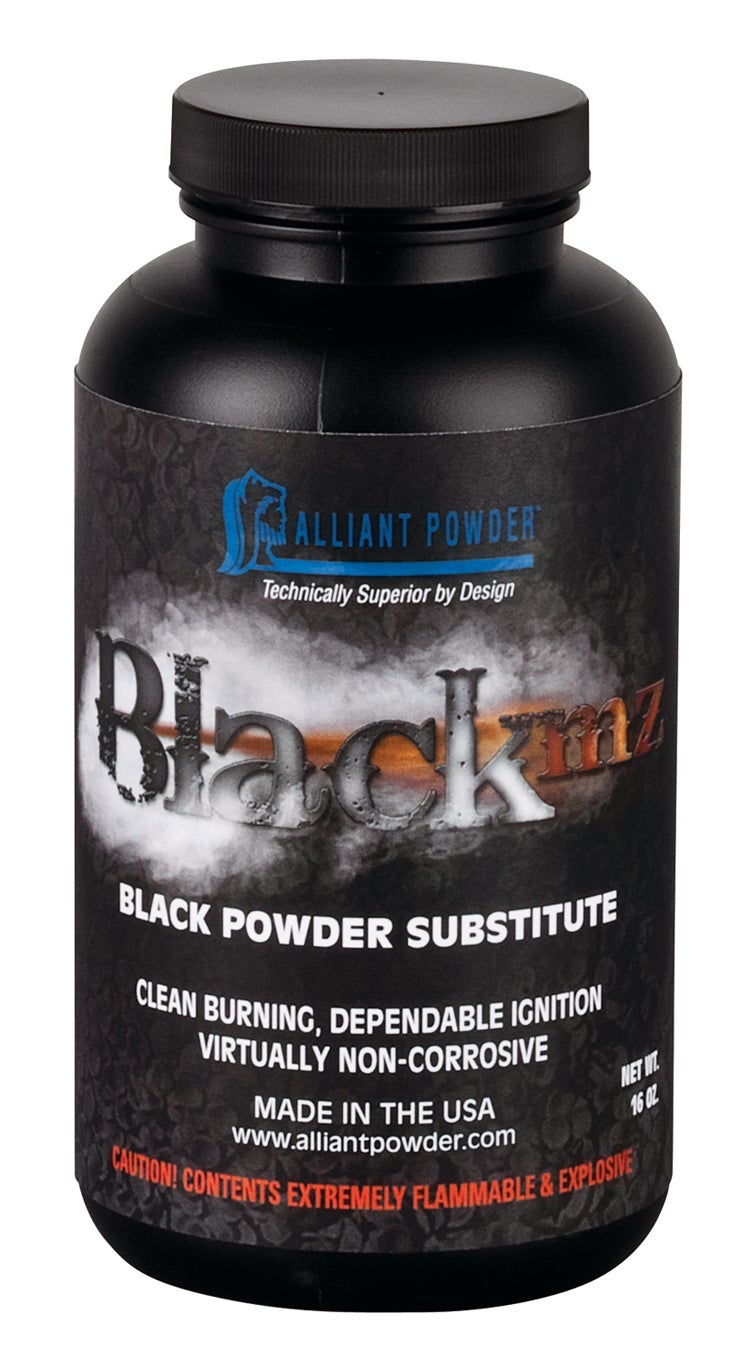 Black MZ: New Virtually Non-Corrosive Black Powder Substitute