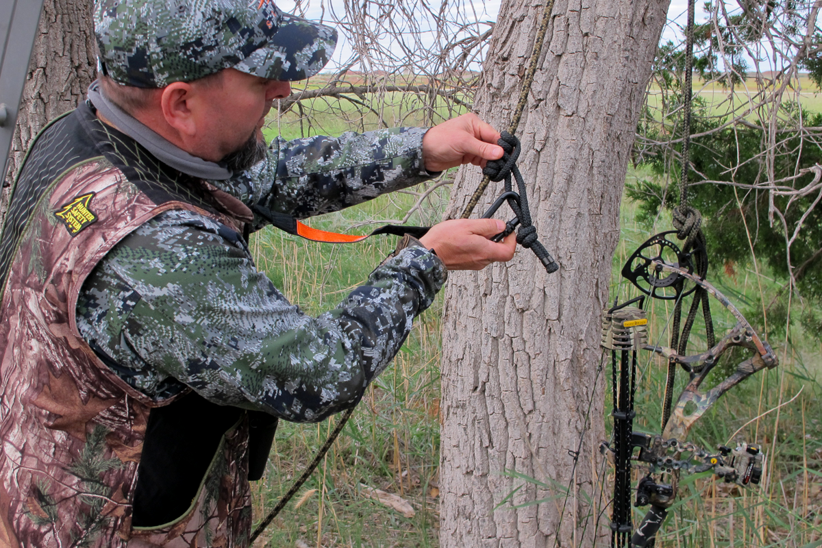 Treestand Safety: Why You Should Wear a Harness Every Single Time You Climb a Tree