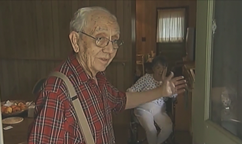 Get Off My Lawn: 84-Year-Old Korean War Vet Shoots Home Intruder with Luger