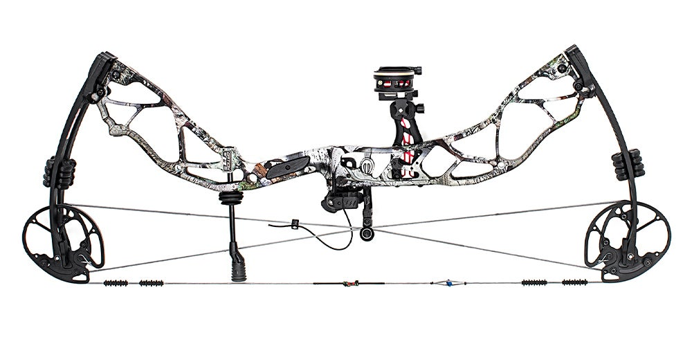 The Option 6 Compound Bow from Elite Archery