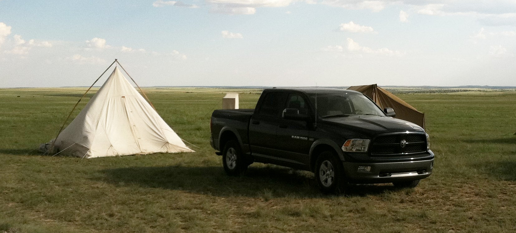 Ram Outdoorsman: A Truck For Hunters and Anglers