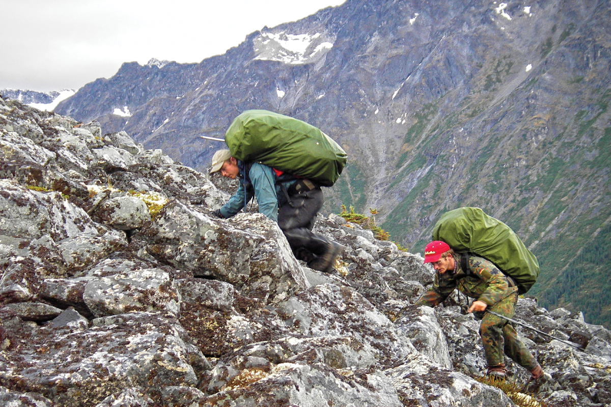 Mountain Hunting: 5 Ways to Lighten Your Backcountry Pack