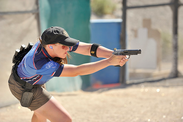 Julie Golob Wants You To Master Your Pistol