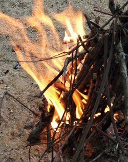How To Keep a Campfire Under Control