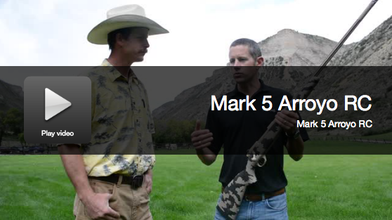 Video: Weatherby Mark V Arroyo Rifle for Long-Range Shooting