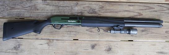 New Remington Versa Max Competition Tactical Shotgun