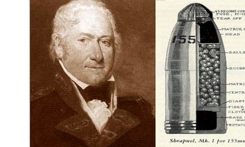 Henry Shrapnel: The Famous Ammo Innovator You've Heard of But Don't Know