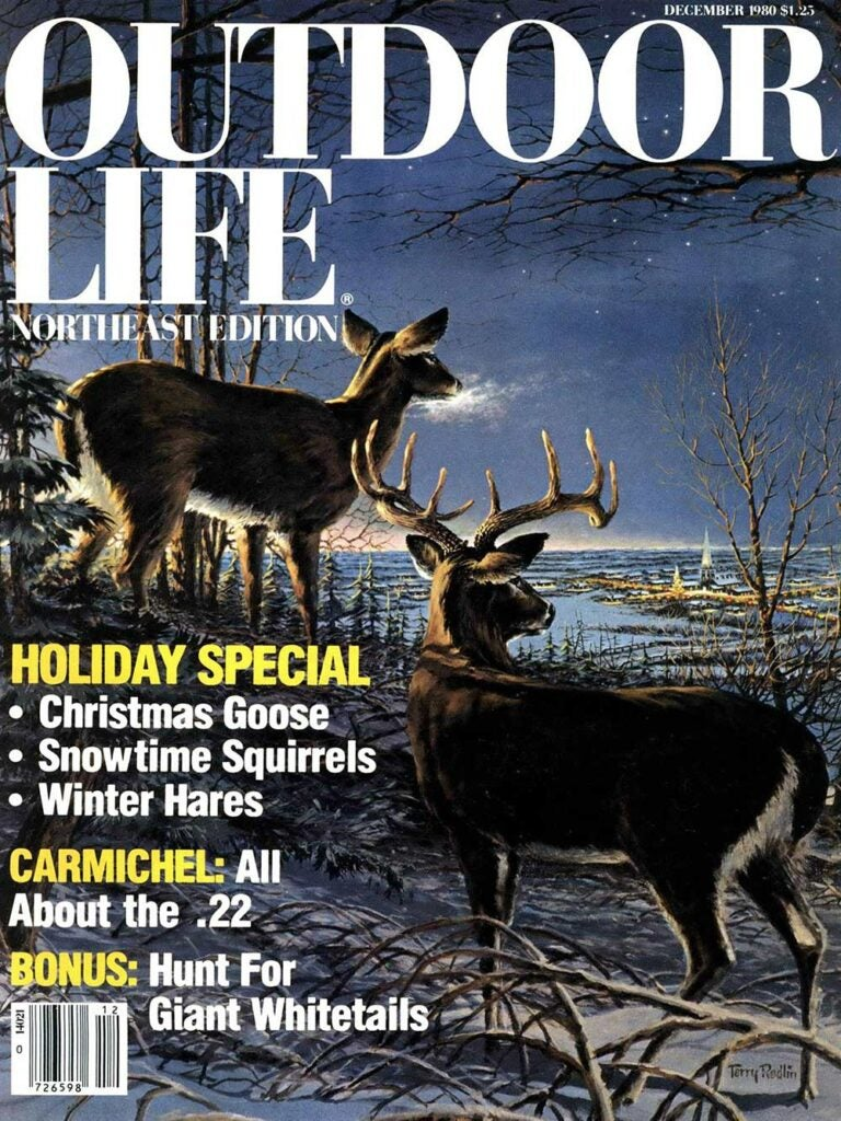 December 1980 Cover of Outdoor Life