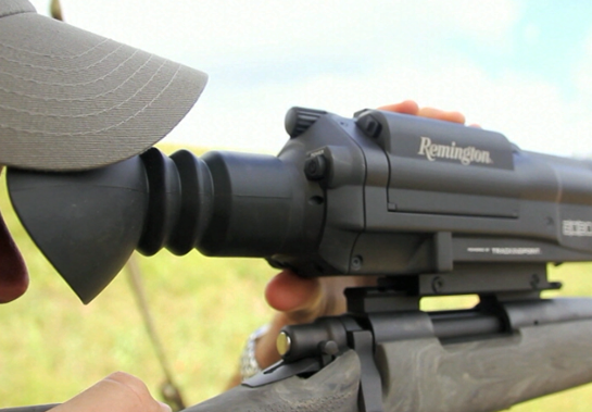 First Look: Remington 2020 Digital Optic System