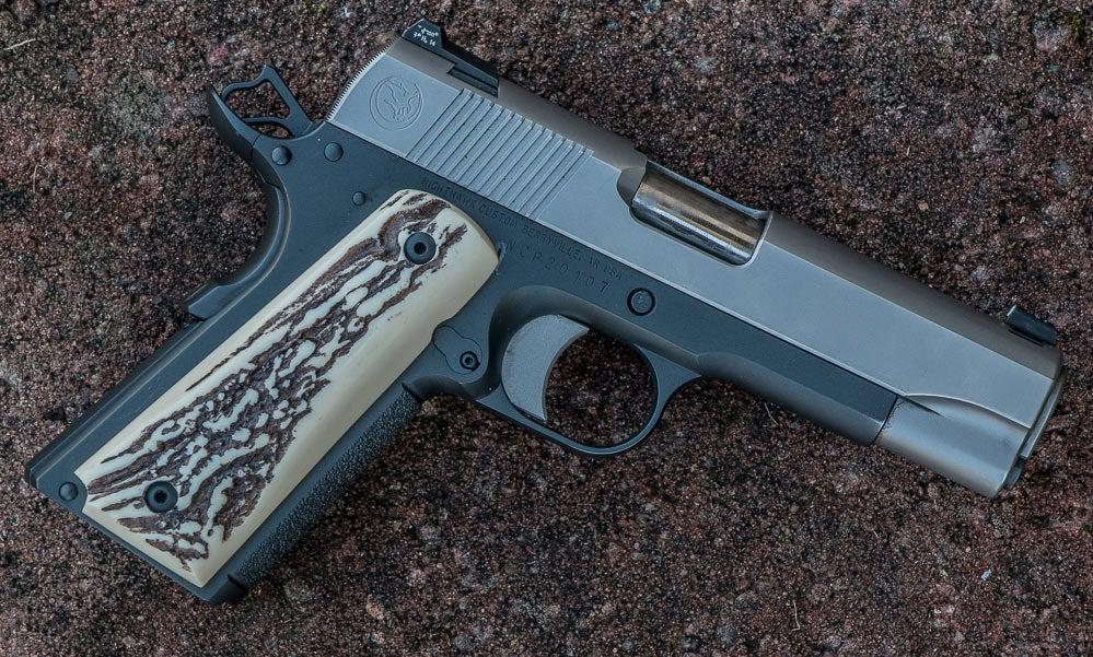 NC Ordnance Inc custom gun grip