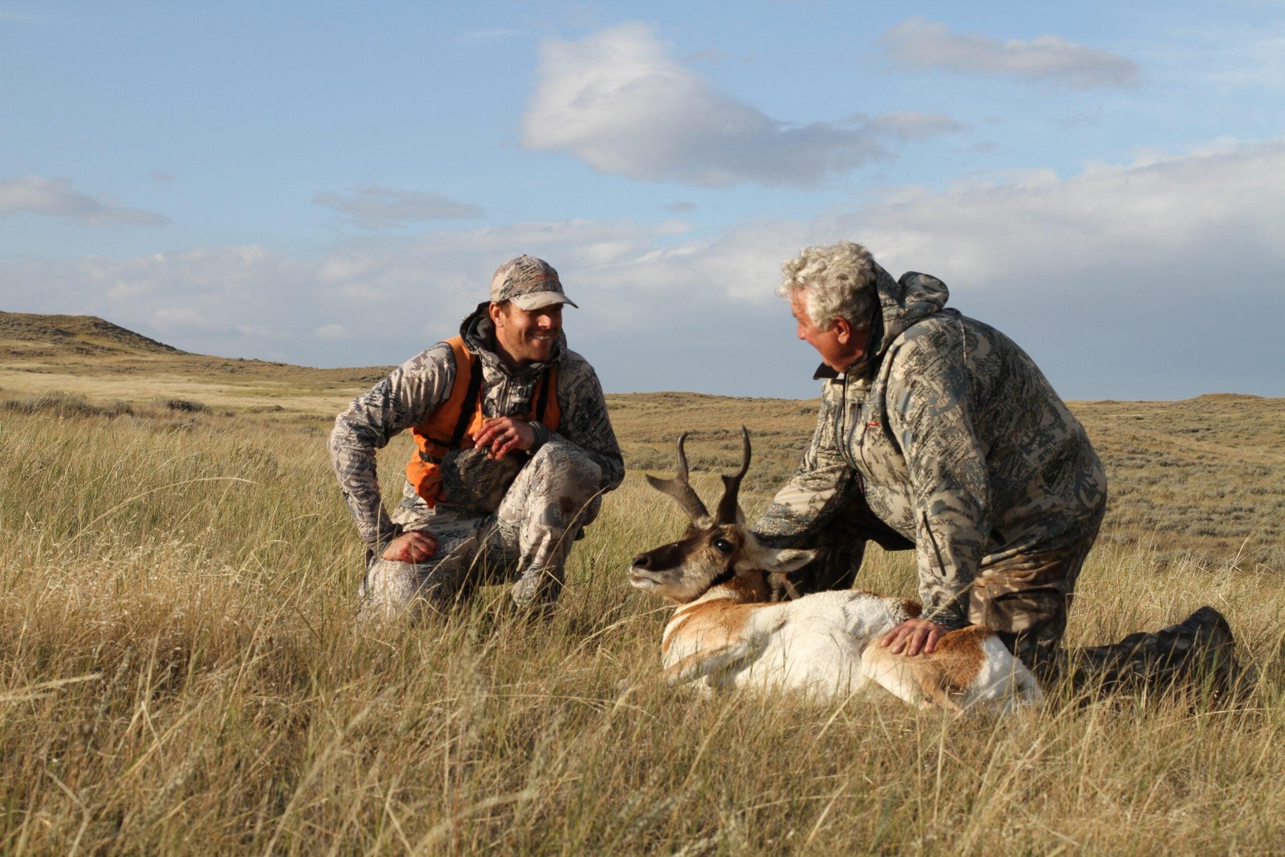 Eastern Montana Antelope Hunt